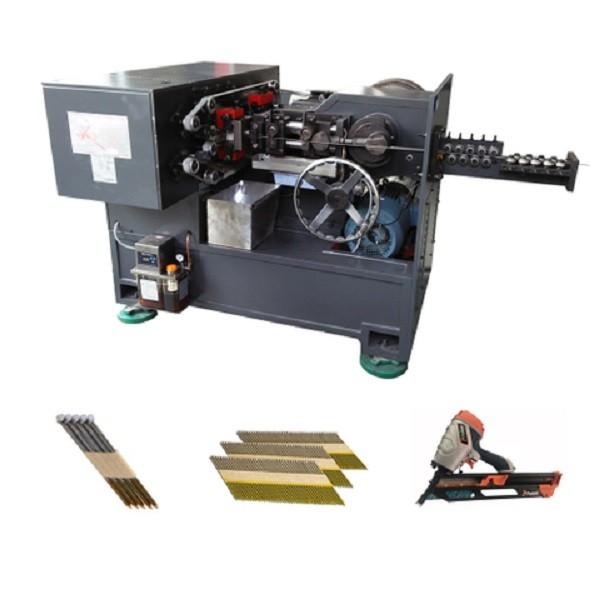 YANHUANG D90 Kağıt şerit D Baş Çivi Makinesi