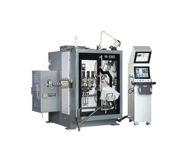MAKİNE - Multi-Axes Spring Coiler W-1065 30-80mm 8axes