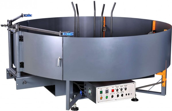 MAKİNE - Automatic Pay Off T-1000 Decoiler