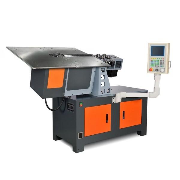 YLSK 2D 406 Tel Bükme Makinesi 2-6 mm