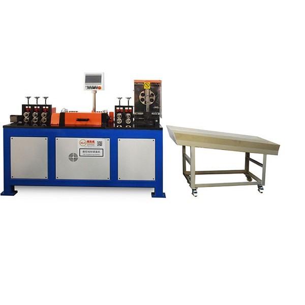 XLC CNC Tel Doğrultma ve Kesme Makinası 2-4 mm