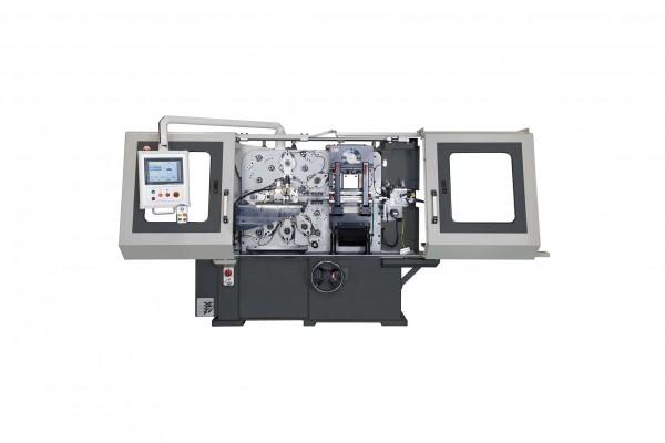 MAKİNE - Wire-Strip Forming Machine WF-25SPX 0.3-1.2x30mm