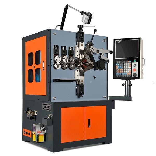 YLSK 540 Elektronik kontrollü Yay Sarma Makinesi