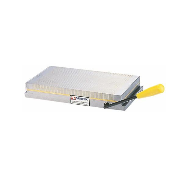 TEZGAH - 200X450 MANYETİK TABLA KOLLU (İNCE ÇİZGİLİ) VGF 20