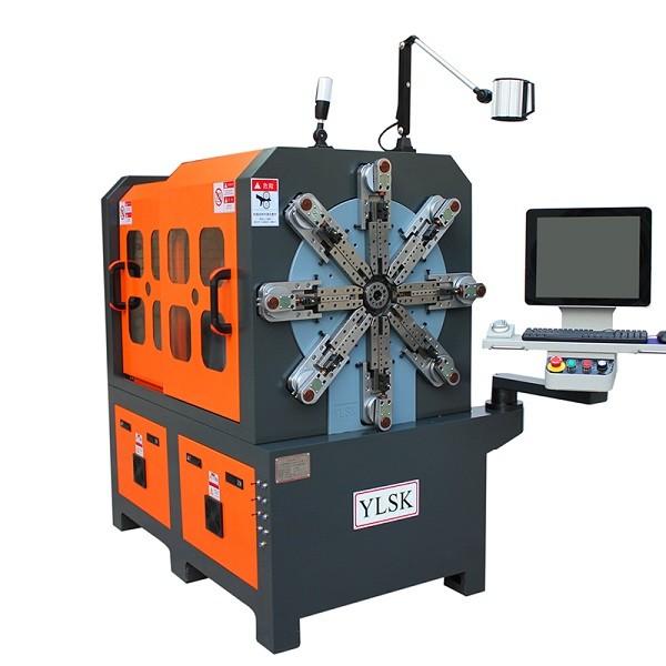 YLSK 1225 Kamsız Yay Form Makinesi