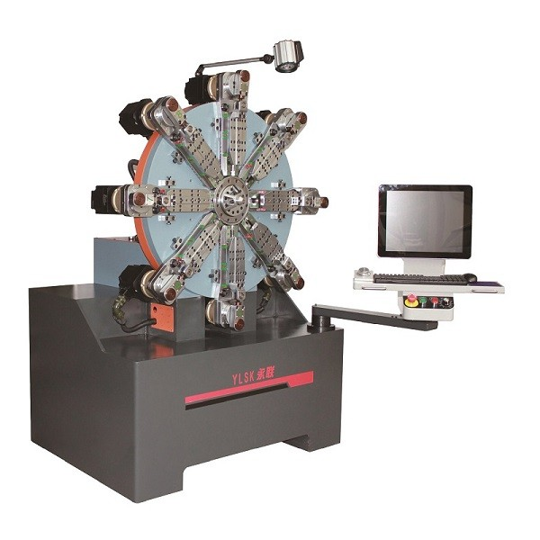 YLSK 1040 Kamsız Yay Form Makinesi