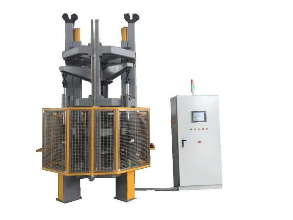 MAKİNE - 4 Test Station Fatigue Test Machine