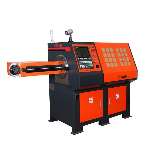 YLSK 3D-3100 Tel Bükme Makinesi 2- 10mm
