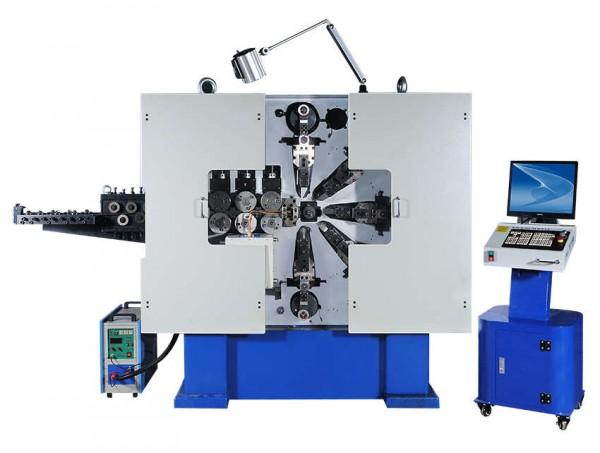 MAKİNE - CNC Spiral Spring Former GE-100 2.5-4.2mm