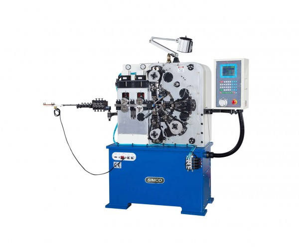 MAKİNE - CNC Spiral Spring Former SF-16 0.4-1.0mm