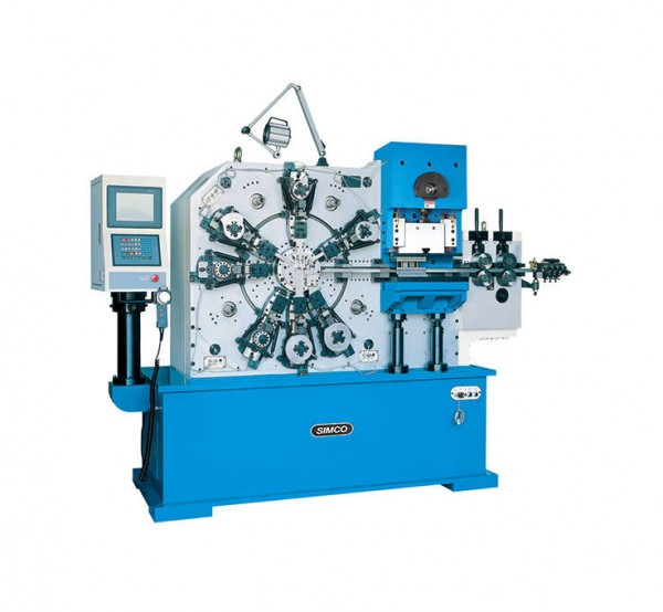 MAKİNE - Wire-Strip Forming Machine CWF-338S 0.8-2.0x50mm
