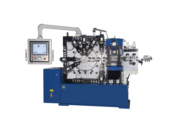 MAKİNE - Multi-Axes Forming Machine MWF-32S 0.3-1.2x30mm