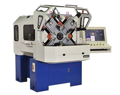 MAKİNE - CNC Spring Forming Center SFX-20 04-23mm 11-18axes