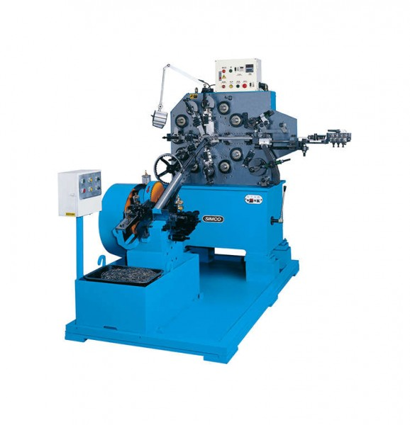 MAKİNE - Wire-Strip Forming Machine WF-30HF 0.3-1.2x30mm