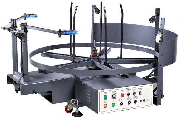 MAKİNE - Automatic Pay Off T-500 Decoiler