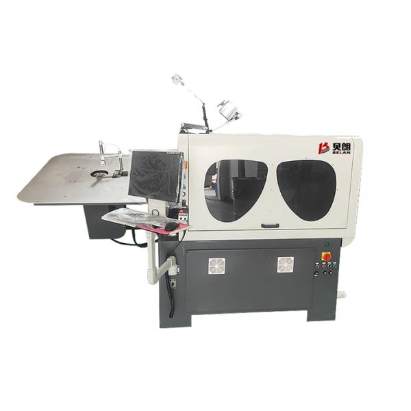 BELAN - 2D Düz Tel Bükme Makinesi BL-2D-3800