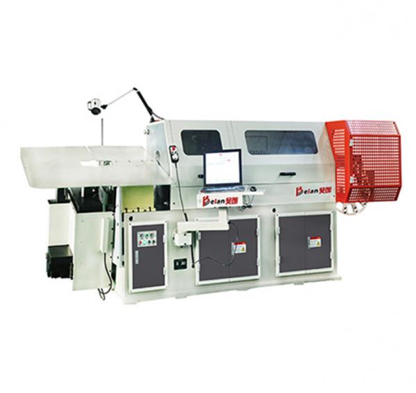 BELAN - Yassı Tel Bükme makinesi BL-3D-7800