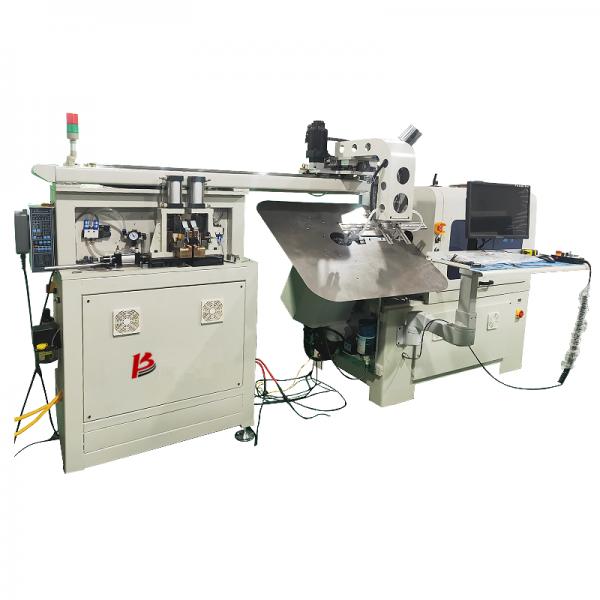 BELAN - Tel Bükme ve Kaynak Makinesi BL-3D-4800