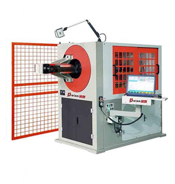 BELAN - Tek kafalı 3 Boyut Tel Bükme Makinesi BL-3D-ZT5700