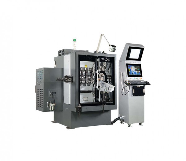 MAKİNE - Multi-Axes Spring Coiler W-1045 15-50mm 8axes