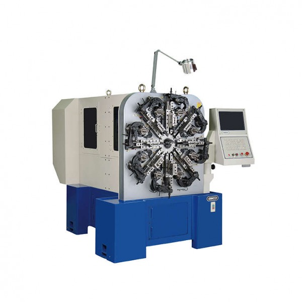 MAKİNE - CNC Versatile Spring Former CNC-635RW 20-40mm 4-8axes