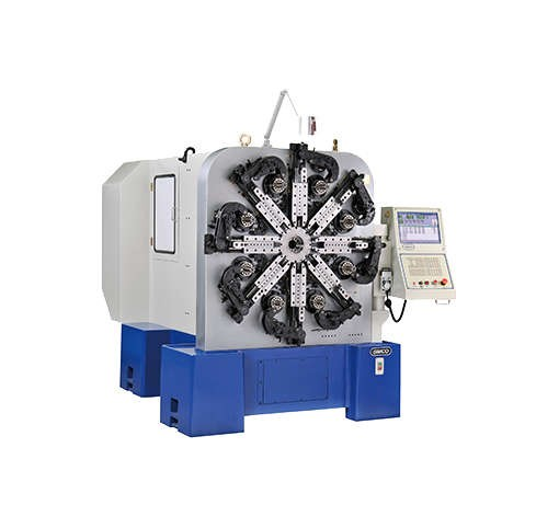 MAKİNE - CNC Versatile Spring Former CNC-650RW 23-50mm 4-8axes