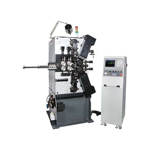 MAKİNE - Modularized CNC Spring Coiler EM-35 12-35mm 6axes