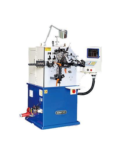MAKİNE - Garter Spring Machine CGS-16H 0.4-1.6mm