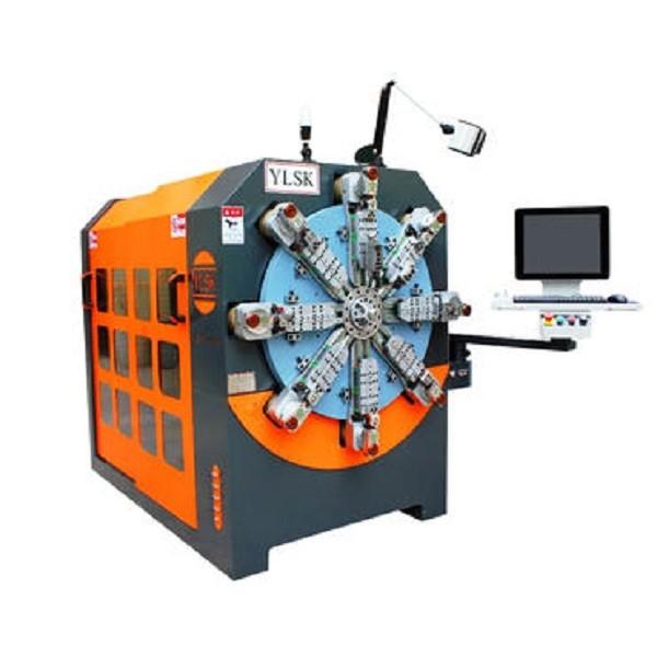 YLSK YLSK-1240 Kamsız Yay Makinesi