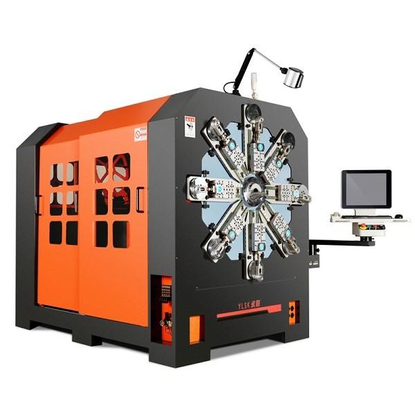 YLSK 1250 Kamsız Yay Makinesi