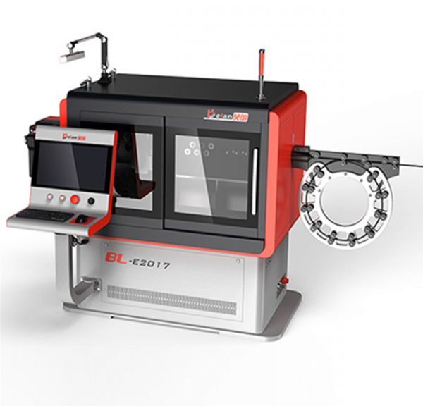 BELAN - Tek kafalı Tel Bükme Makinesi BL-3D-51200