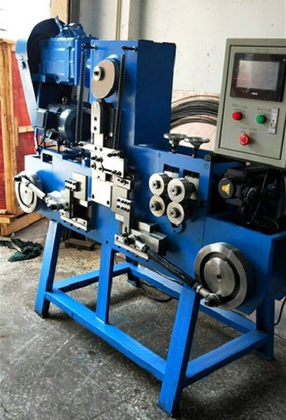 XLC Automatic Split Pin and R Pin Forming Machine