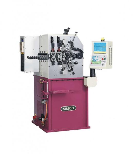 MAKİNE - CNC Spring Coiler CSC-516 04-18mm 5axes
