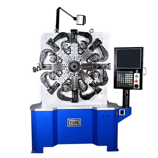 YLSK YLSK35/40/45 Otomatik Yay Form Makinesi