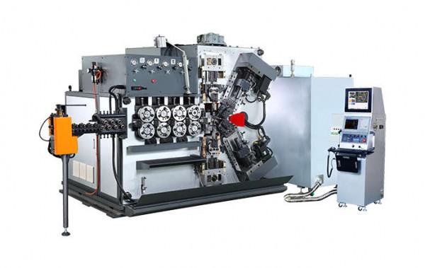 MAKİNE - High Strength CNC Spring Coiler EJ-120 50-12.0mm 6axes