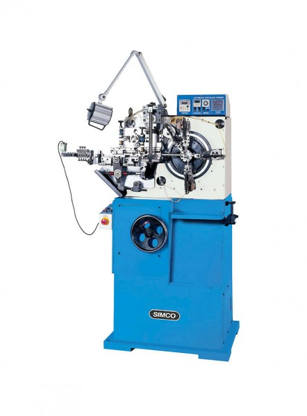 MAKİNE - Wire-Strip Forming Machine WF-10S 0.04-0.5x1mm 2 axes