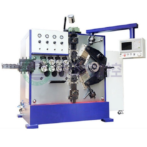 YLSK 580 Otomatik Yay Sarma Makinesi