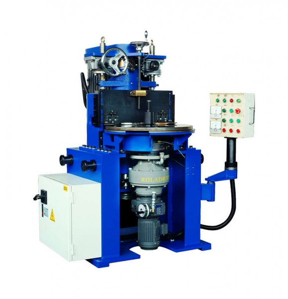 MAKİNE - Spring End Grinder SEG-300-2CBN 0.3-3.5mm